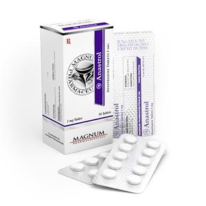 Lägsta pris på anastrozol. De Magnum Anastrol köp Sverige cykel