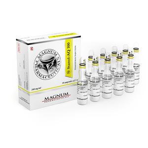 Lägsta pris på Stanozolol injektion (Winstrol depå). De Magnum Stanol-AQ 100 köp Sverige cykel