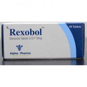 Lägsta pris på Stanozolol oral (Winstrol). De Rexobol-10 köp Sverige cykel