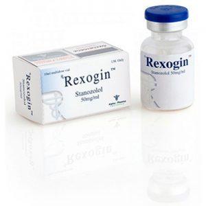 Lägsta pris på Stanozolol injektion (Winstrol depå). De Rexogin (vial) köp Sverige cykel
