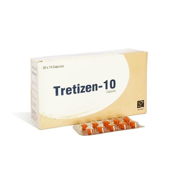 Lägsta pris på Isotretinoin (Accutane). De Tretizen 10 köp Sverige cykel