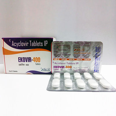 Lägsta pris på Acyclovir (Zovirax). De Ekovir köp Sverige cykel