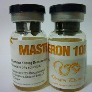 Lägsta pris på Drostanolonpropionat (Masteron). De Masteron 100 köp Sverige cykel