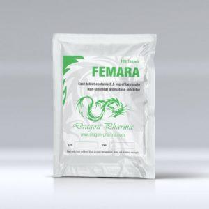 Lägsta pris på letrozol. De FEMARA 2.5 köp Sverige cykel